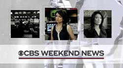 CBS Weekend News 2017 (open)