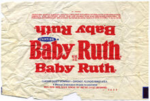CC Curtiss-Baby-Ruth-candy-bar-wrapper-no-price-1970s