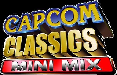 Capcom classics mini mix logo by ringostarr39-d7uzs92