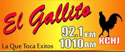 El Gallito KCHJ 92.1 FM 1010 AM