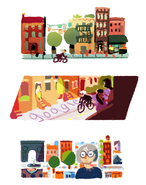 Google Jane Jacobs' 100th birthday (Storyboards 2)