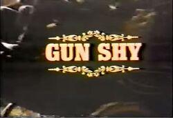 Gun Shy Intertitle