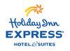 Holiday Inn Express old logo