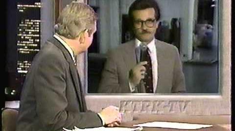 "KTRK 13 Eyewitness News Tonight ""Share Your Christmas"" Coverage, 12 16 1988"