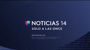 Kdtv noticias 14 solo a las once package 2019