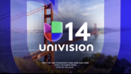Kdtv univision 14 san francisco bridge id 2017