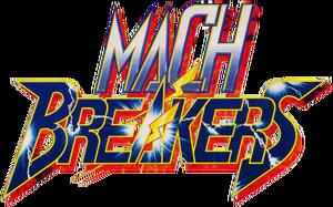 Mach breakers logo by ringostarr39-d6w0jby