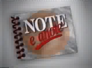Note e Anote (1998)