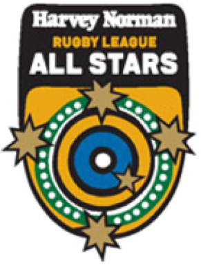 Rugby League All Stars logo (2010)