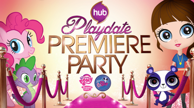 The Hub, Playdate Premiere Party (2012)