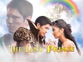 The Last Prince titlecard