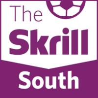 The Skrill South logo