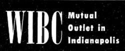 WIBC Indianapolis 1946