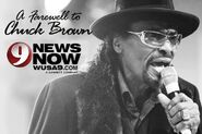 WUSA-TV's 9 News Now's A Farewell To Chuck Brown Video ID From May 2012