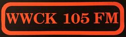 WWCK 105 FM