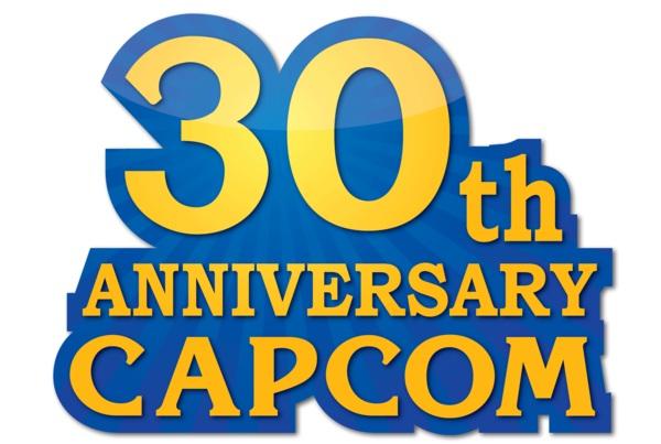 30th anniversary capcom | logopedia | fandom poweredwikia
