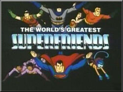 4) THE WORLD'S GREATEST SUPERFRIENDS (1979 - 1980)