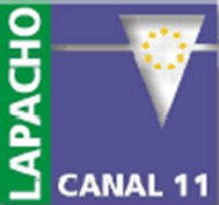 643px-Lapacho Canal 11 (Logo 2001)