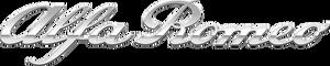 Alfa Romeo 2015 Name