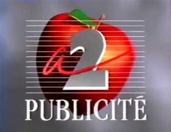 Antenne 2 Pub 1988