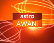 Astro AWANI channel ID