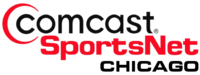 Comcast SportsNet Chicago logo