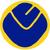 Leeds United AFC logo (1976-1977)