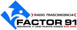 Logo Factor91