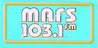 MarsFM1031 Logo 1991