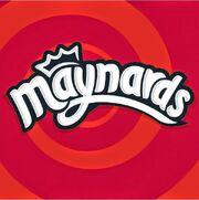 Maynards Logo Red Swirl