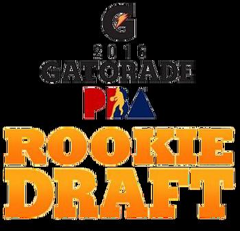PBA draft 2016 logo