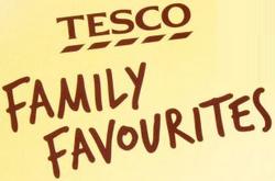 Tesco Family Favourites 2