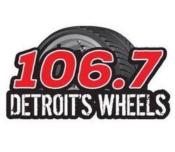 WLLZ 106.7 Detroit's Wheels