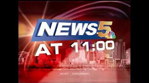 WLWT News Open October 2009