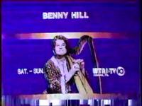 WTAJ-TV The Benny Hill Show 1986 Promo