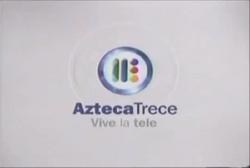 XHDF-TV Azteca 13 (2007)