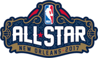 2017 NBA All-Star Game logo