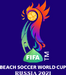 2021 FIFA Beach Soccer World Cup Russia Emblem