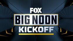 Big Noon Kickoff