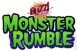 Buzz! Junior Monster Rumble