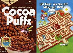 Cocoa Puffs 1990s