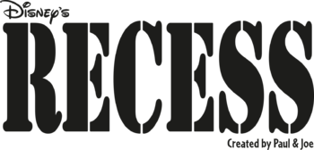 Disney's Recess logo