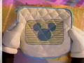 Disney Channel Potholder