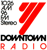 Downtown Radio 1985a