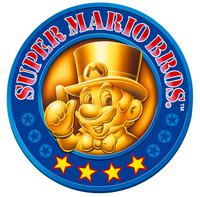 Emblem Artwork - Super Mario All-Stars Limited Edition
