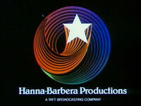 Hanna-Barbera Productions logo 1979