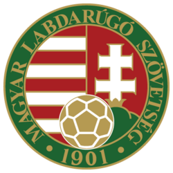 Hungary FA old logo