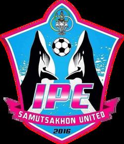IPE Samut Sakhon United 2016