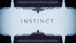 Instinct (CBS) logo