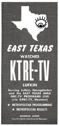 KTRE 1956